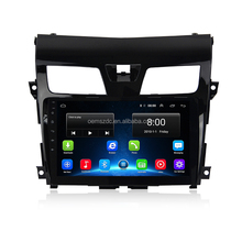 Android 6.0 MTK3561 Car multimedia system 4G LTE dvr mirror link fit for Nissan 2013-2015 teana/ altima