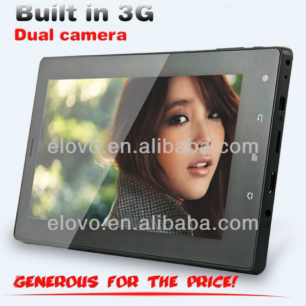 7 inch All winner A10 3G tablet wifi HDMI android tablet pc wholesale