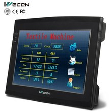 Wecon hmi-replacement of siemens logo hmi,hmi for plc,lower than siemens hmi touch screen price