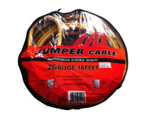 heavy duty 25FT 1GA booster cable / jumping cable / power jumper