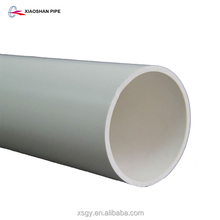 Free sample plastic materials sewer cleaning drain pipe PVC 4 inches