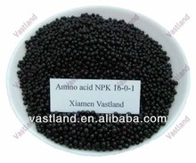 Nitrogen organic npk fertilizer processing