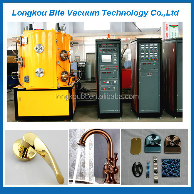 multi-arc ion plating machine/small physical vapor deposition