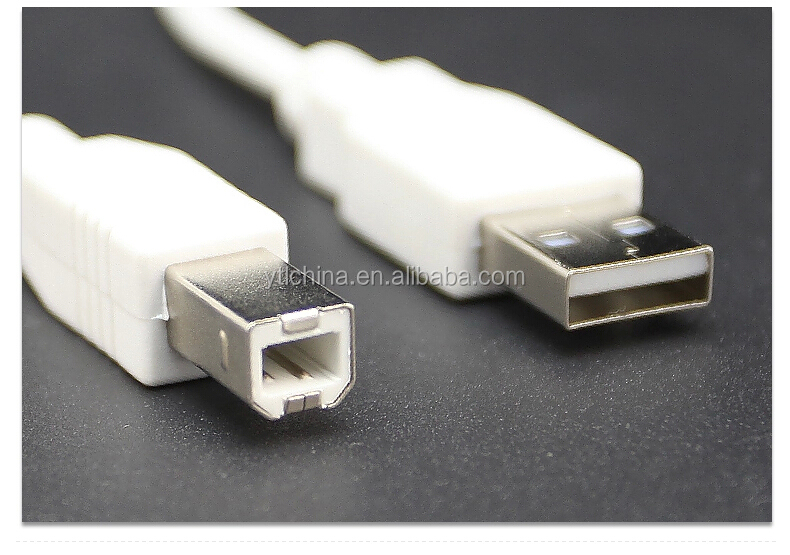 Wholesale USB cable 2.0/3.0 A-Male to B-male for Printer