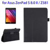 Shockproof Tablet Case For Asus Zenpad S 8.0 II Flip Cover
