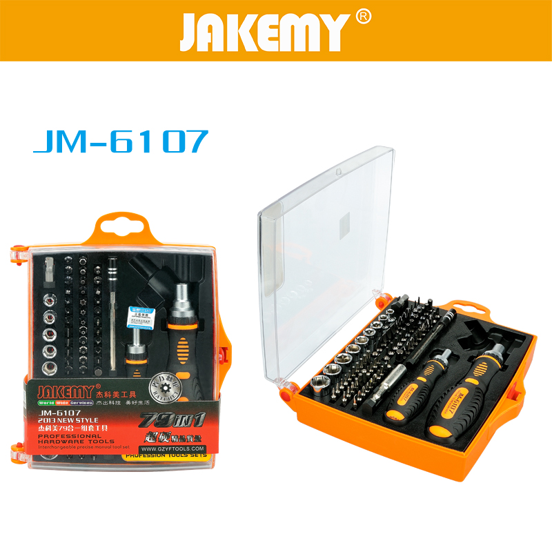 For motorcycle repairing triangle screwdriver bit tool kit