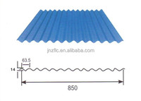 Corrugated Steel Roofing Sheet/Zinc Aluminum Sheet For Roofing /Metal Roof Sheet
