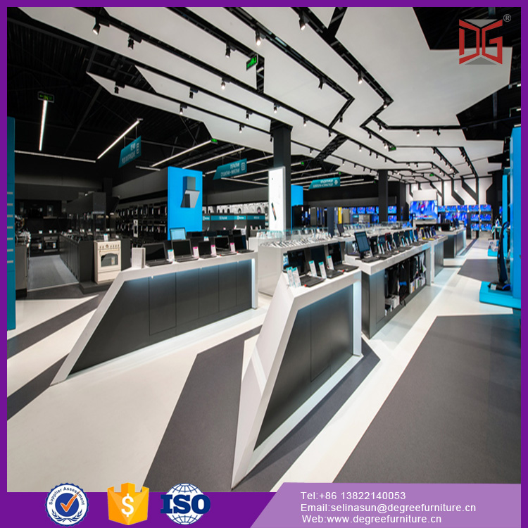 Wow!!!Attractive Mobile Phone Shop Decoration Design Ideas