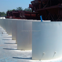 100t cement silo used in concrtee batch plant ,with high quality,low cost storage bin