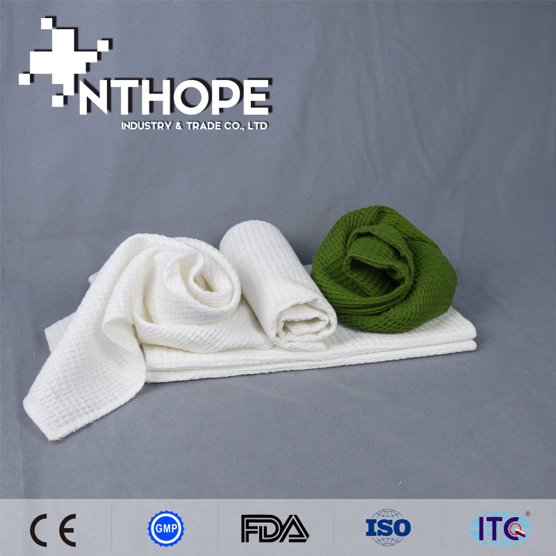 Breathable wholesale handkerchief white