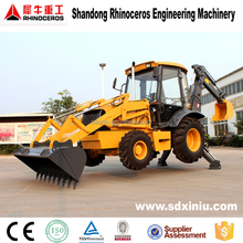TLB for sale in asia in china chinese backhoe loader in china tractor backhoe with front end loader bachkoe