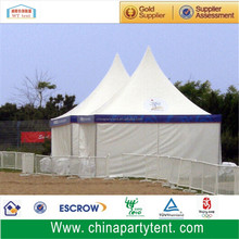 3x3 Outdoor event tent for wedding party Chinese garden gazebo