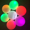 Wholesale Electronic LED Golf Balls Light Up Night Practicing