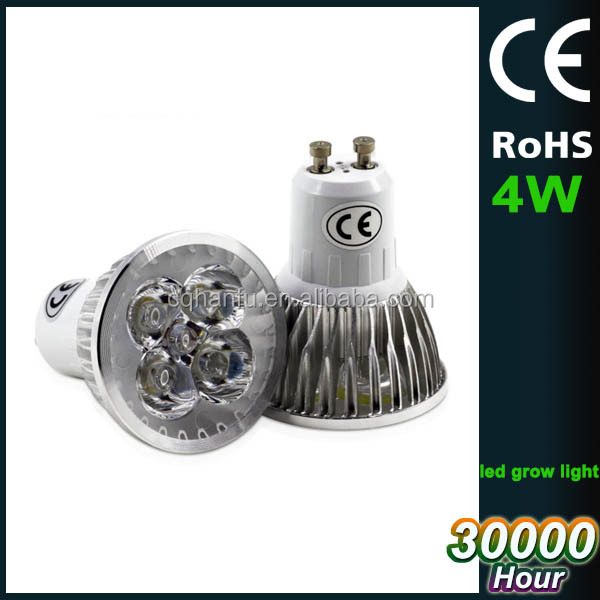 Factory sale Ra>80 High lumens 6000K GU10 Spot lamp light 4W LED Spotlight
