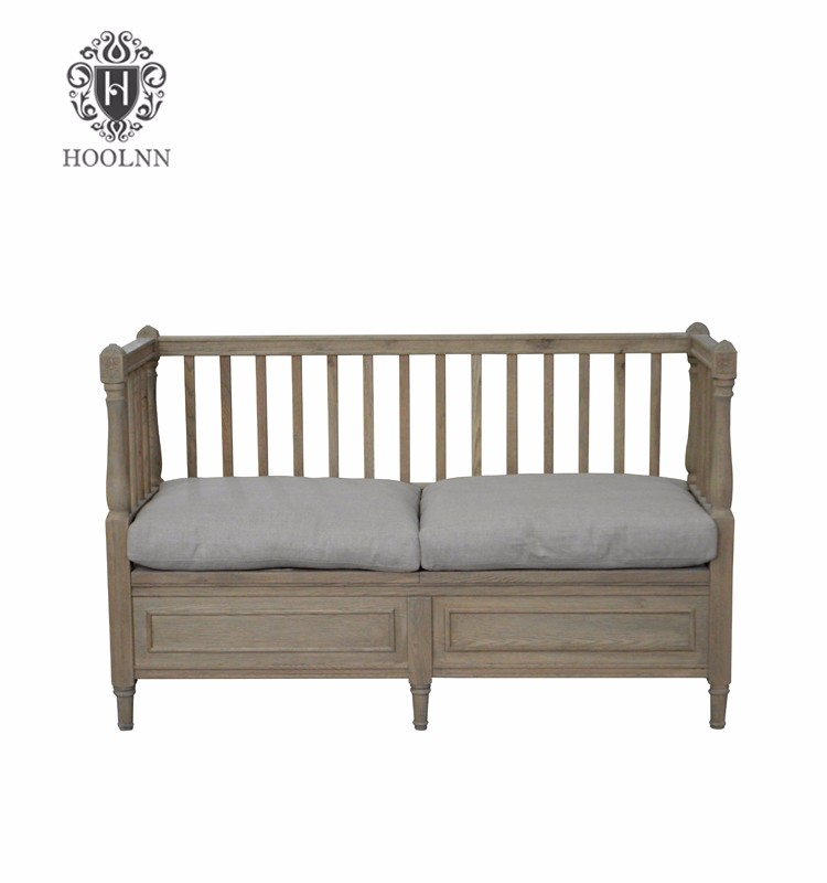 European Style Wooden Single Sofa Cum Bed Furniture View
