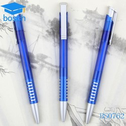High quality elegant promotional plastic ball pen