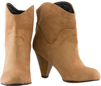 San Marco Women's Suede Boots, Style no. 8041