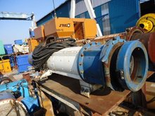 USED NH100 NISSHA HYDRAULIC HAMMER with NHP150 Power Pack
