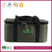 cheap price green Support custom logo polyester makeup cheap beauty cosmetic case
