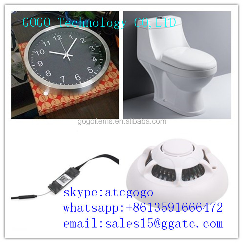 Hot sale hidden camera spy toilet with high quality