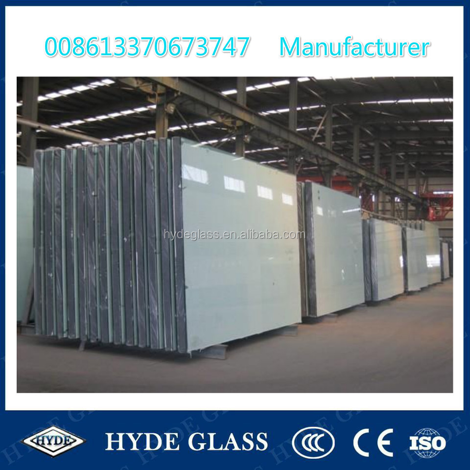 China low price float glass tinted glass ultra clear glass