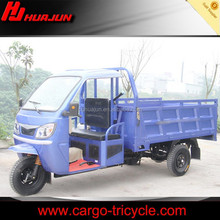 Made in China 200cc heavy-duty enclosed 3 wheel motorcycle for cargo hot sell