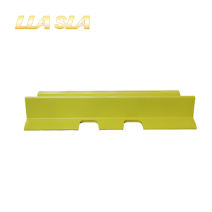 High quality steel single bar track shoe pad for bulldozer undercarriage
