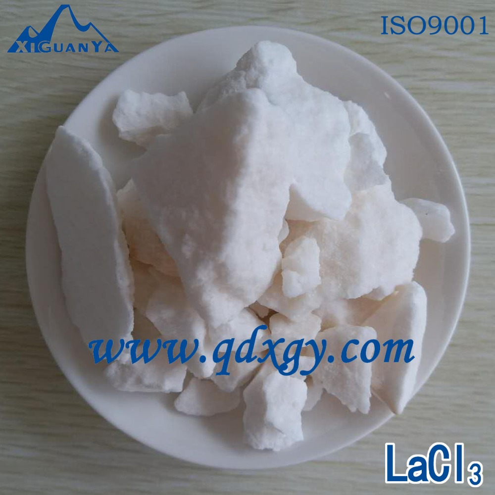 Best Price of high quality Lanthanum Chloride