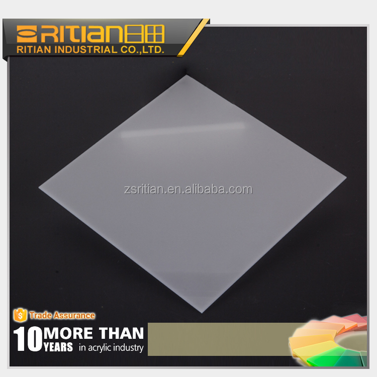 Plastic Fluorescent Light Fixture Diffuser Polystyrene Material