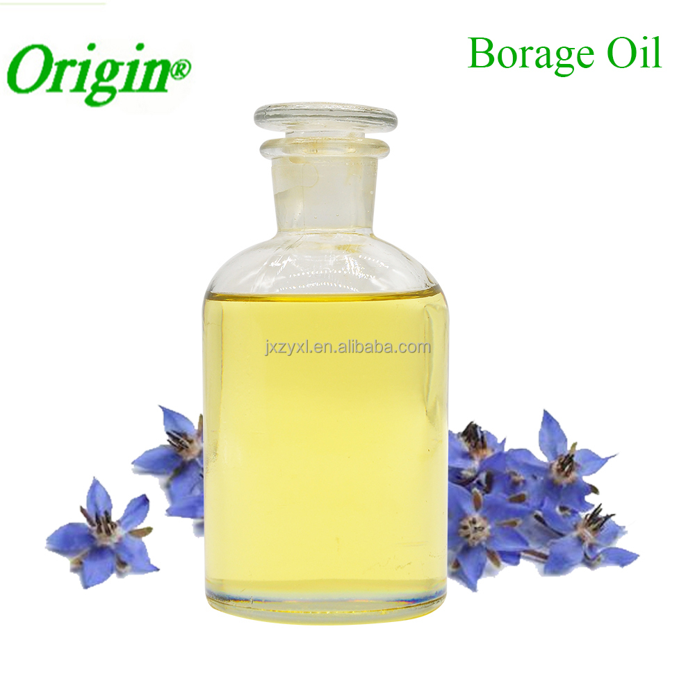 Natural Refined Massage/Base Oil Organic Borage Seed Oil