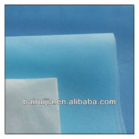 100% pp spunbond nonwoven disposable bed sheet