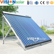 Efficient Pressurized 18Tube Solar Collector with Heat Pipe