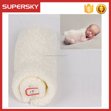 T7-2 Long Ripple BAby Photo Props Wrap DIY Newborn Baby Photography Wrap