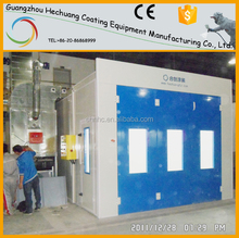 Cheap car paint room, auto spray painting booth oven