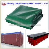 high quality waterproof PVC tarpaulin cover factory price