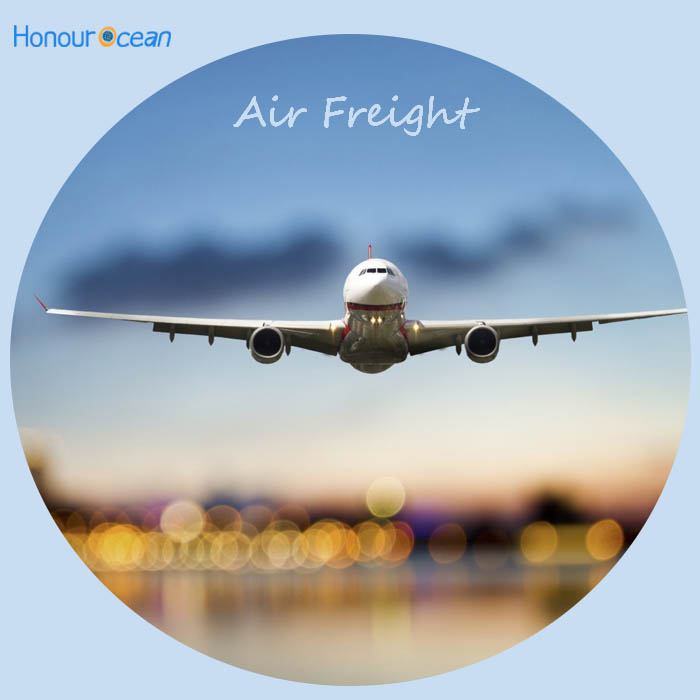 The best professional cheap air freight rate door to door cargo services from china to pakistan