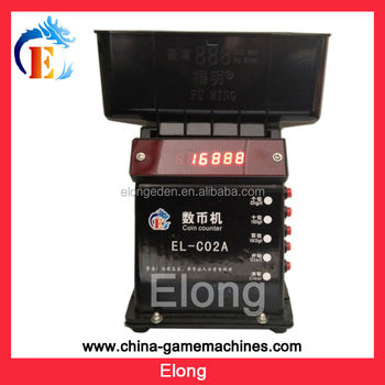 Hot sale! coin counter token counter,token ATM counter for sale