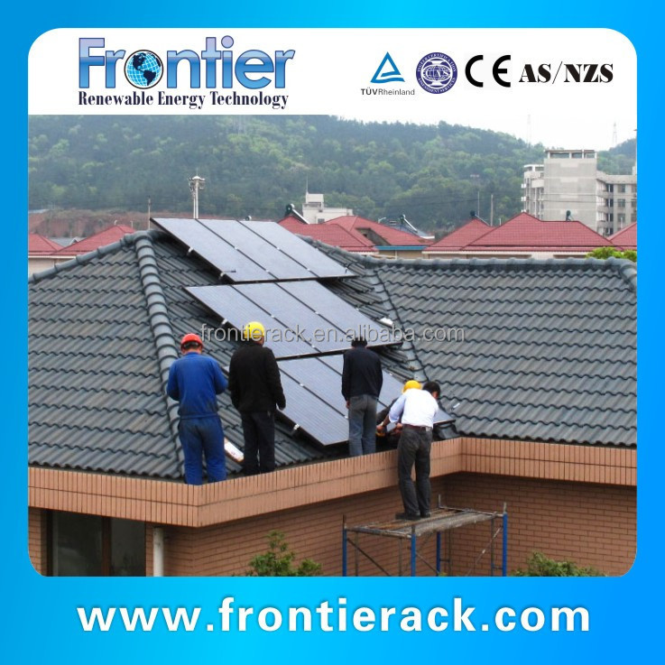 Home Solar Panel Kit For Pitched Roof