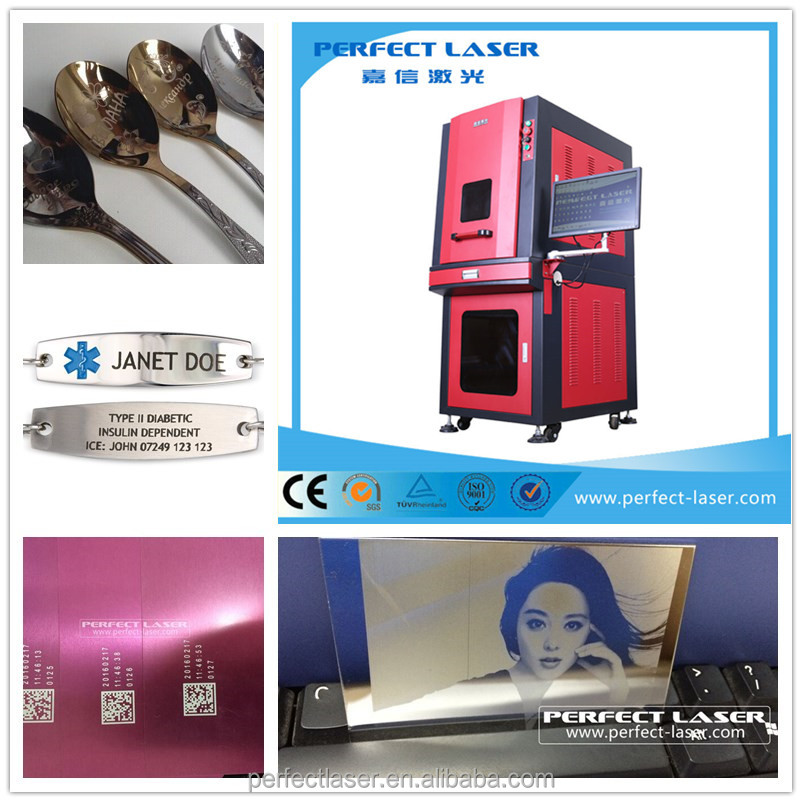 FREE SHIPPING small laser engraving machine prices with xy working table,rotary axis,spare lens and mulstistation working table