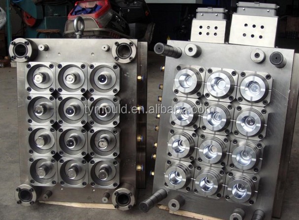 Plast ic Injection Food Container Mold