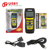Wholesale Memoscan U581 LIVE DATA OBD2 Can-Bus Code Reader tool professional OBD ii OBD II auto diagnostic tool