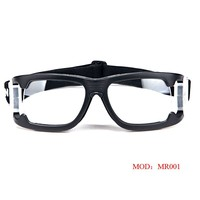 High Quality Sport Goggles Glass Soccer Spectacles Basketball Protective Glasses Eyewear