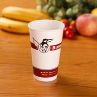 Hot Sell Cheap Logo Custom Printed Paper Cup Industry