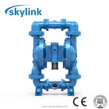 best price air operated rubber double diaphragm pump for sewage