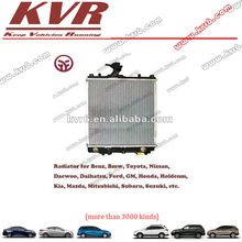 Auto radiator for Nissan Vanette KBNC23 MT Car radiator