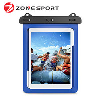 "Fit For 9.7"" Tablet IPX8 Certificate Universal PVC Dry Bag Waterproof Case"