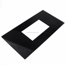 Made in China low price 4mm tempered panels suppliers glass screen protector