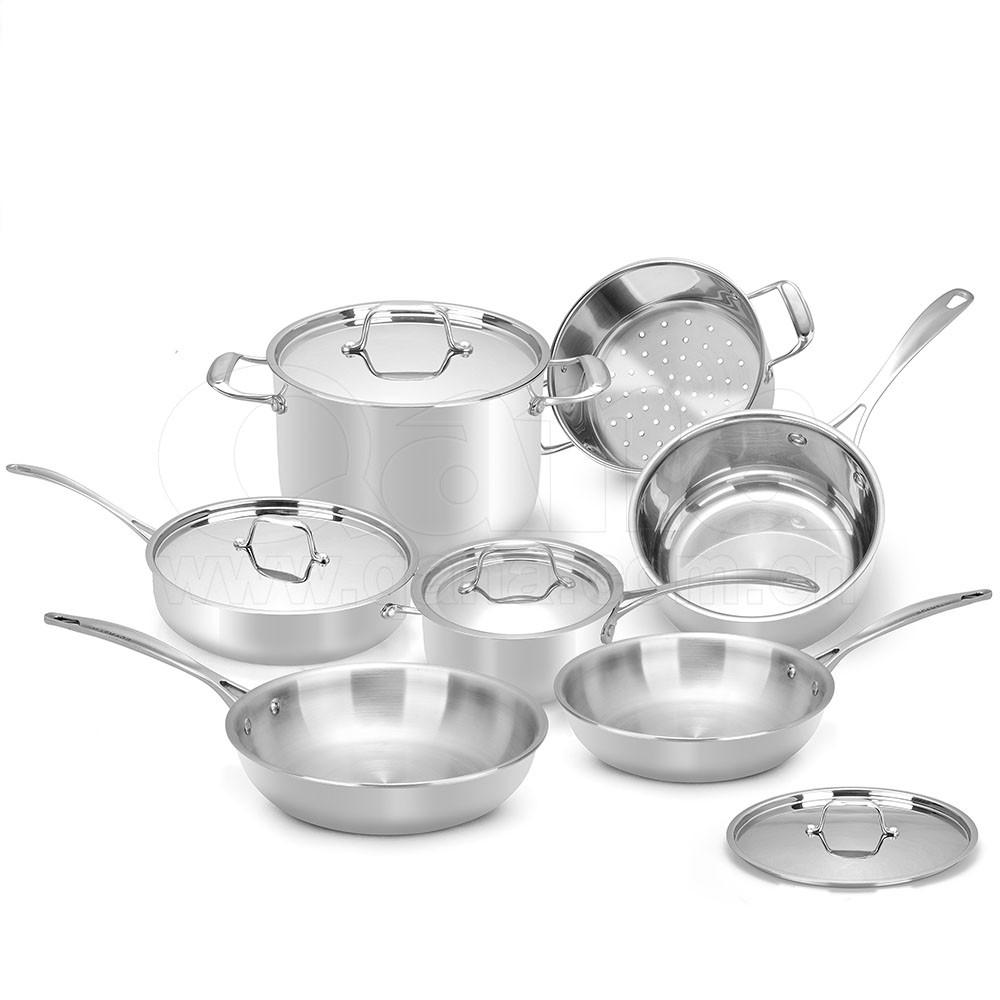 Hot selling stainless steel pro rena ware cookware tivoli germany cookware set view pro rena - Tivoli kitchenware ...