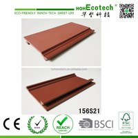 Environment Friendly WPC Decorative Exterior Wall