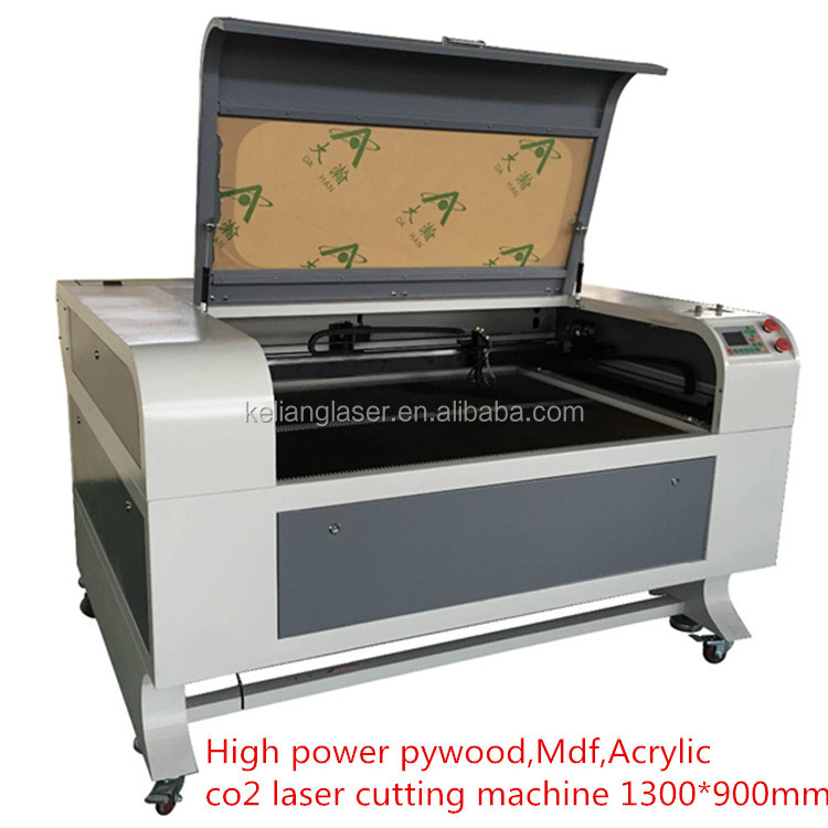 China manufacturer direct MDF Plywood Acrylic laser cutting machine price, 1390 small co2 wood laser cutter for sale